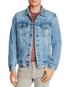AG - Slim Fit Denim Jacket