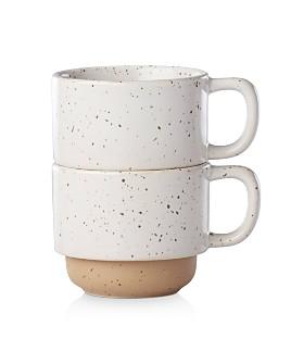 Dansk - Koffie Espresso Mugs, Set of 2