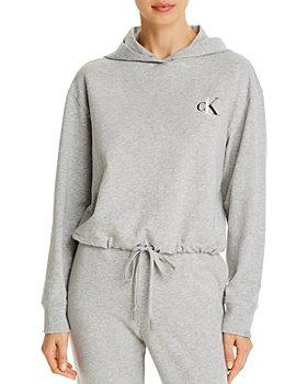 Calvin Klein - CK One Drawstring-Waist Hoodie