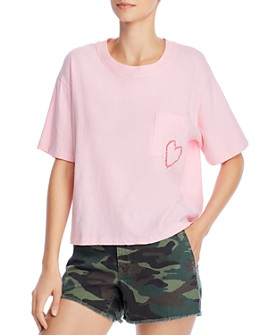 Sundry - Heart-Pocket T-Shirt