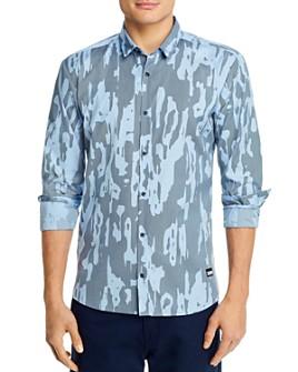 HUGO - Ero Extra Slim-Fit Button-Down Shirt