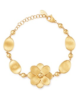Marco Bicego - 18K Yellow Gold Petali Flower Bracelet  - 100% Exclusive