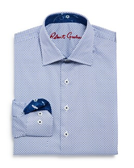 Robert Graham - Boys' Batesville Dress Shirt - Big Kid
