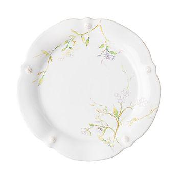 Juliska - Berry & Thread Floral Sketch Jasmine Dinner Plate