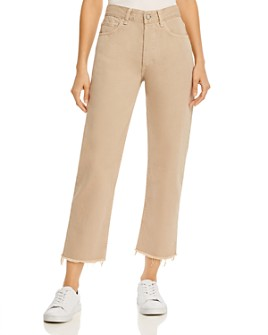 Boyish - The Tommy High Rise Rigid Straight Jeans in The Crowd