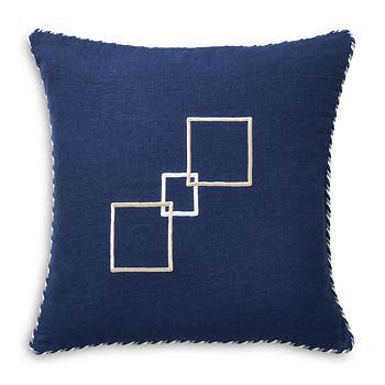 "Yves Delorme - Escale Decorative Pillow, 18"" x 18"""