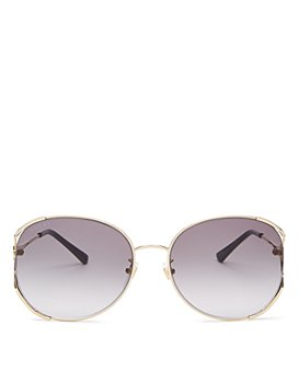 Gucci - Women's Round Sunglasses, 59mm