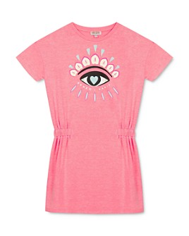 Kenzo - Girls' Eye Dress - Big Kid