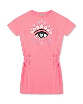 Kenzo - Girls' Eye Dress - Big Kid