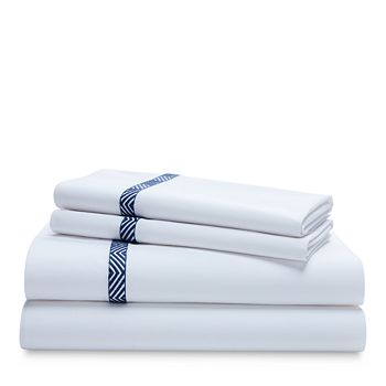 Ralph Lauren - Halsey Flat Sheet, Queen