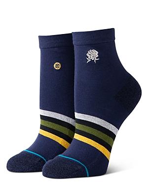 Stance Rose Hips Quarter Socks-Women