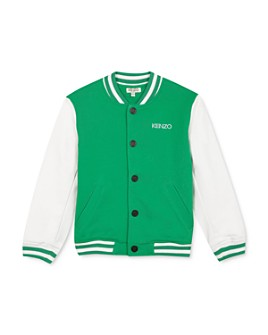 Kenzo - Boys' Tiger Varsity Jacket - Little Kid