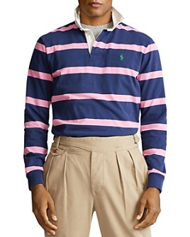 Polo Ralph Lauren - Iconic Cotton Stripe Rugby Shirt