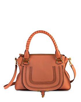 Chloé - Marcie Medium Leather Satchel