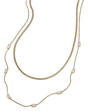 Nadri Cece Layered Necklace, 16-19-Jewelry & Accessories