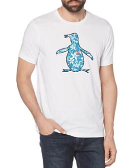 Original Penguin - Pete Slim Fit Graphic Logo Tee