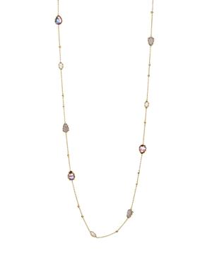 Kendra Scott Gwenyth Stone Long Strand Necklace, 40-Jewelry & Accessories
