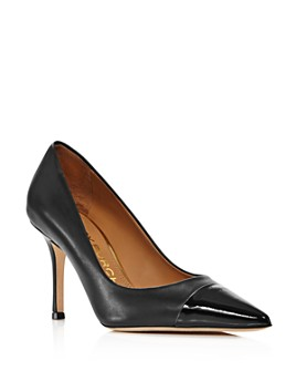 Tory Burch - Women's Penelope Pointed-Toe High-Heel Pumps