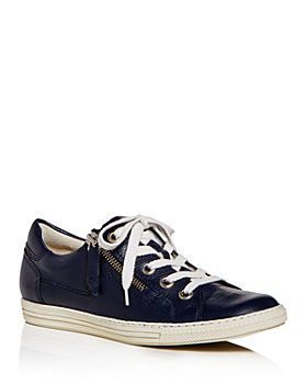 Paul Green - Women's Carmel Zip Low Top Sneakers