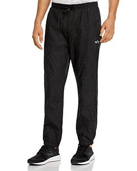 Alpha Industries - Parachute Textured Taffeta Slim Fit Track Pants