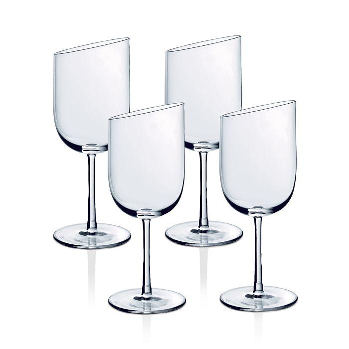 Villeroy & Boch - New Moon White Wine Glasses, Set of 4