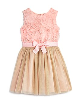 BCBG GIRLS - Girls' Floral Petal Dress - Big Kid