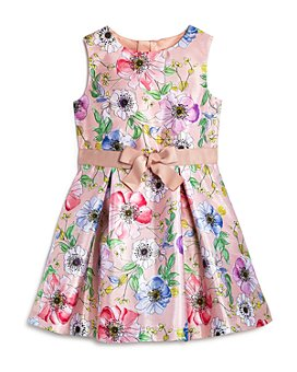 BCBG GIRLS - Girls' Floral-Print Dress - Little Kid