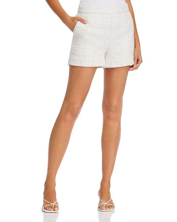 AQUA - Tweed Shorts
