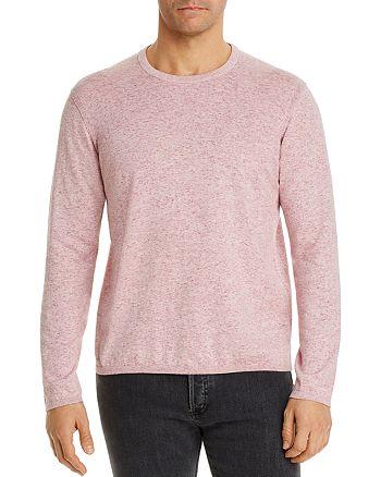 John Varvatos Star USA - Huntington Cotton Crewneck Sweater