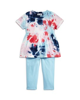 Splendid - Girls' Tie-Dyed Top & Pants Set - Baby