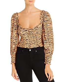 Faithfull the Brand - Willow Long Sleeve Printed Top