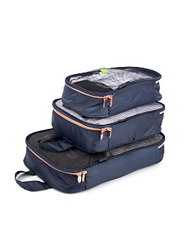 Miamica - Going Places 3-Piece Packing Cube Set