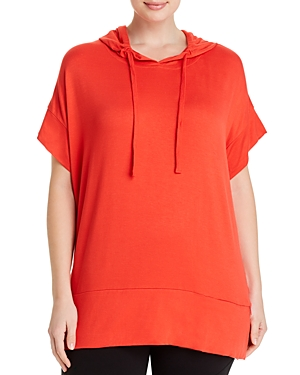 Marc New York Plus Short-Sleeve Sweatshirt