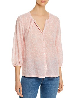 Tommy Bahama - Frondevous Printed Cotton Top