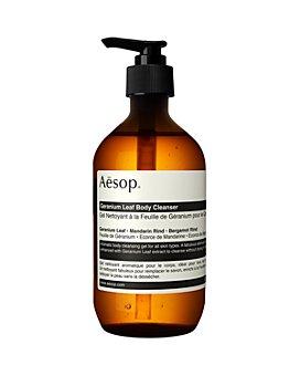 Aesop - Geranium Leaf Body Cleanser 16.9 oz.