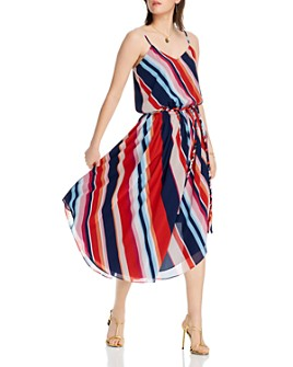 LINI - Kim Striped Dress - 100% Exclusive