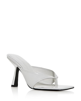 Sigerson Morrison - Women's Kaliska High-Heel Thong Sandals