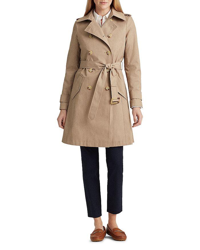 Ralph Lauren - Belted Trench Coat