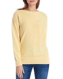 Barbour - Sailboat Knit Cotton Sweater