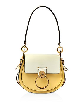 Chloé - Tess Small Tricolor Shoulder Bag