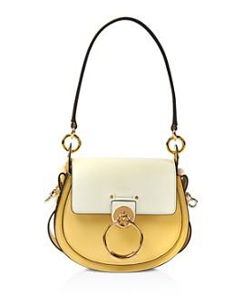 Chloé - Tess Small Tricolor Shoulder Bag