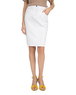 Leni Straight Cut Skirt