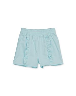 Sovereign Code Girls' Charlene Ruffled Shorts - Little Kid, Big Kid