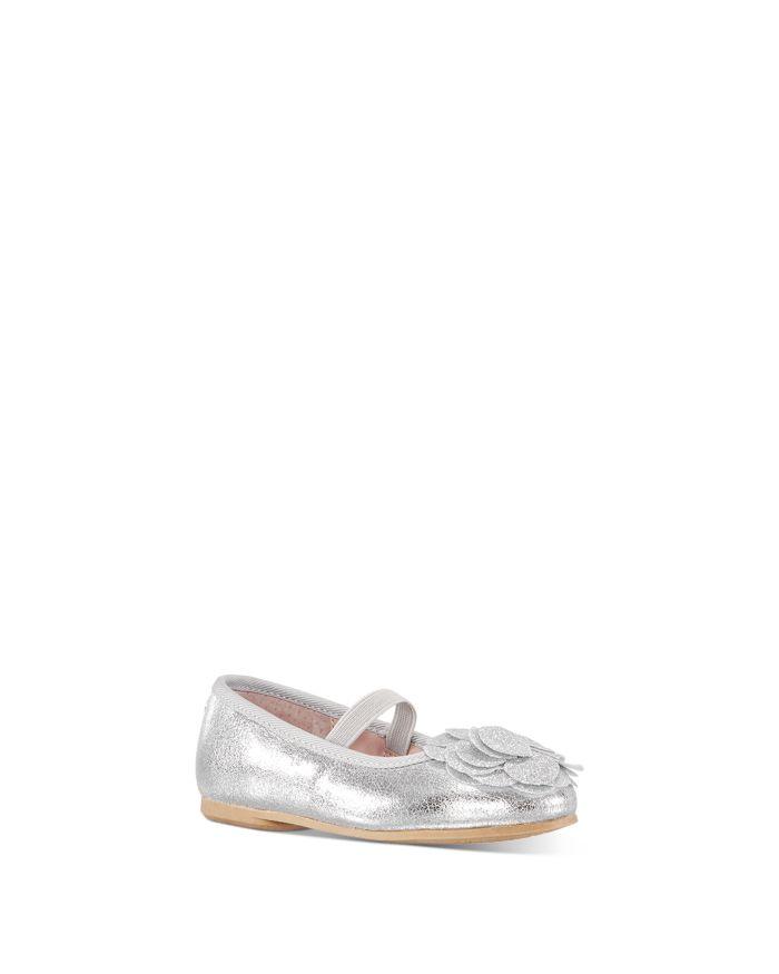 Nina Girls'Estela Embellished Ballet Flat - Walker, Toddler  | Bloomingdale's
