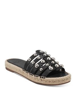 Marc Fisher LTD. - Women's Tamie Embellished Flat Sandals