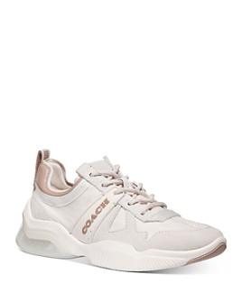 COACH - Women's CitySole Runner Low-Top Sneakers