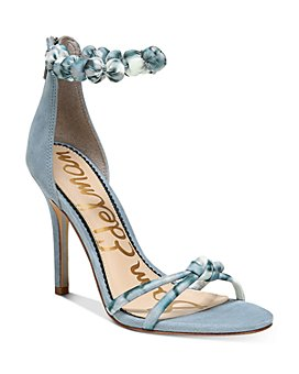 Sam Edelman - Women's Aria Strappy High-Heel Sandals
