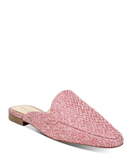 Sam Edelman - Women's Eiko Slip On Mule Flats