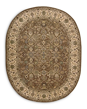 Nourison 2000 2091 Oval Area Rug, 7\\\'6 x 9\\\'6-Home