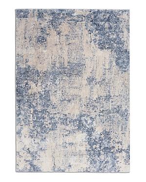 Nourison Silky Textures SLY01 Area Rug, 3'11 x 5'11